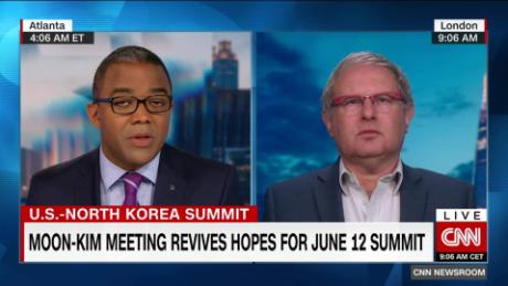 exp Korea talks continue ahead of possible summit _00002001