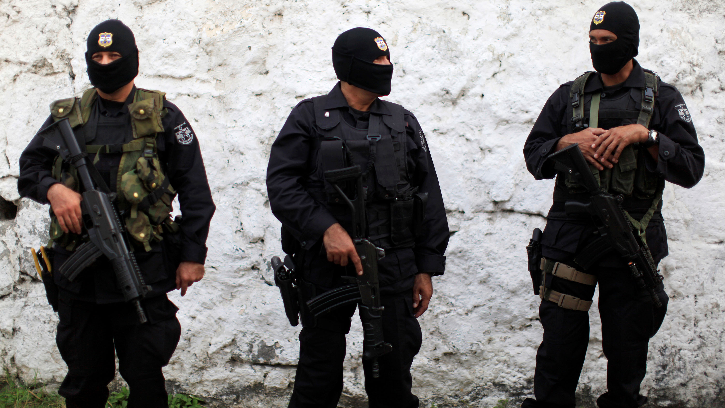 El Salvador: US-funded police linked to illegal executions - CNN com