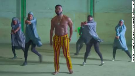 Censorship board brands 'This is Nigeria' lyrics vulgar