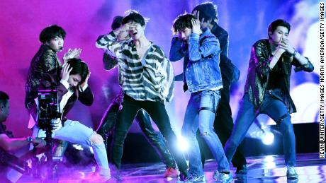 BTS Make History As First K-Pop Group To Top Billboard ...