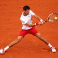 Novak Djokovic French Open Roland Garros 2018