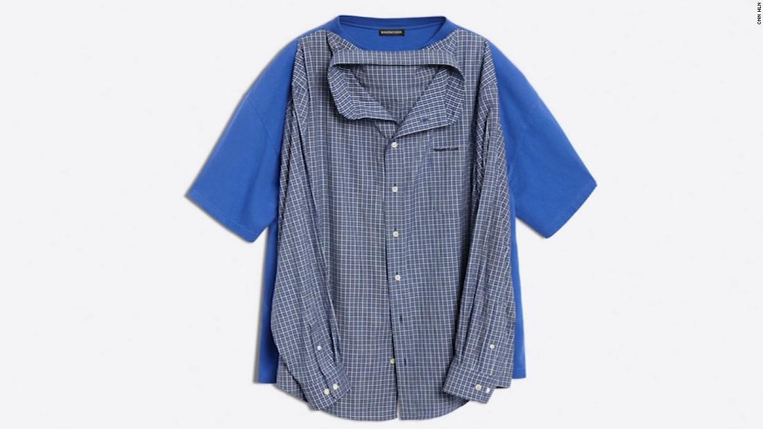 Luxury Brand Sells Tshirtshirt Combo CNN Video - Car show t shirts for sale