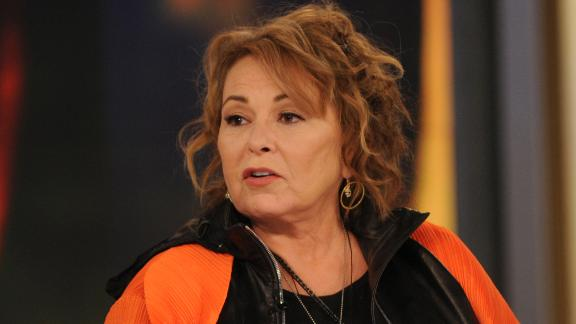 THE VIEW - The cast of Roseanne appear on ABC