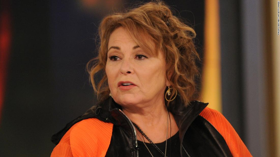 Live Abc Cancels Roseanne After Racist Tweets Cnn