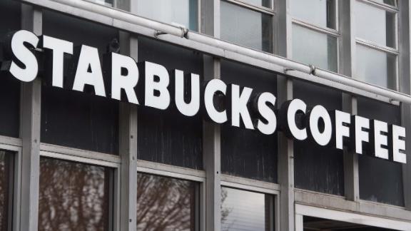 A Starbucks Coffee shop in Washington, DC
