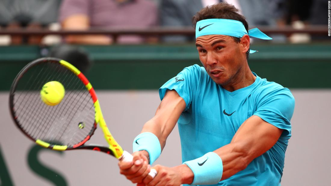 Rafael Nadal Surges Into French Open Semifinals Cnn