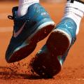 Rafael Nadal French Open Roland Garros Paris shoes day two