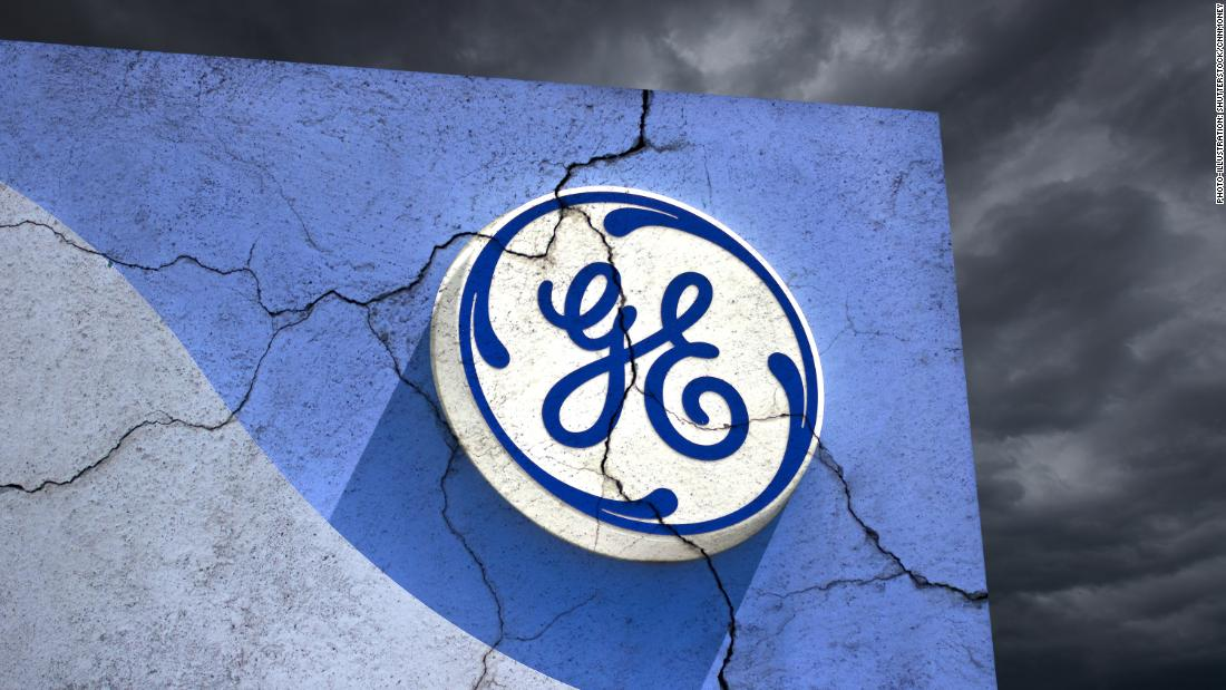 GE's headcount has plunged by 108,000 in just two years