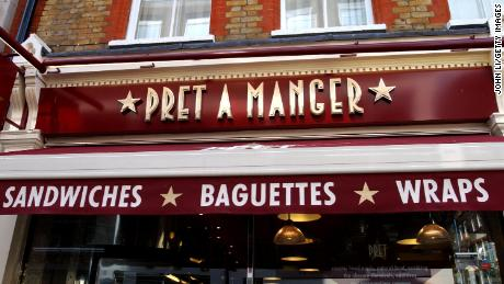 Pret a Manger: Second person dies from allergic reaction
