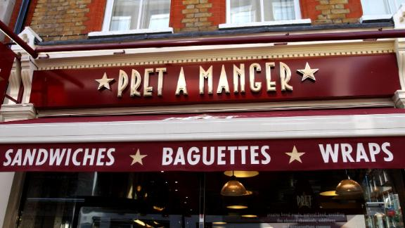 """Pret a Manger said it was """"deeply sorry"""" for Natasha"""