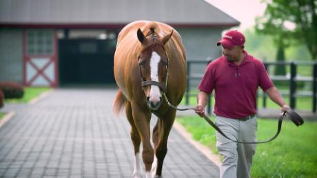 AL GALOPE KENTUCKY DERBY TAYLOR MADE FARM CALIFORNIA CHROME _00012818