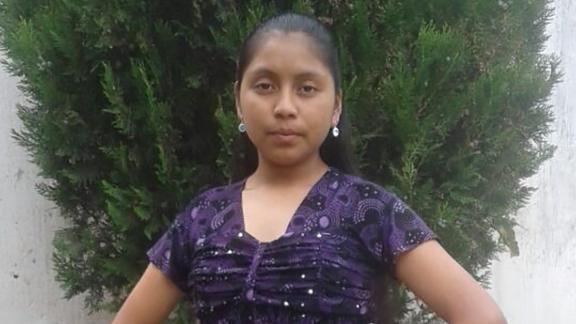 Claudia Patricia Gomez Gonzalez, 20, had not been able to find a job in Guatemala, her family says.