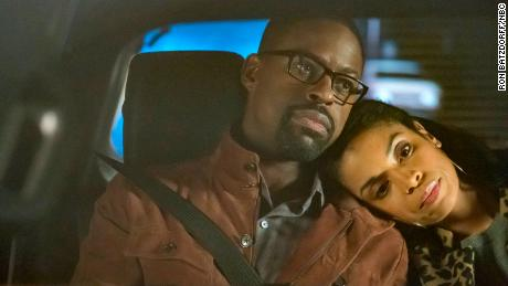 Sterling K. Brown as Randall and Susan Kelechi Watson as Beth in 'This Is Us'