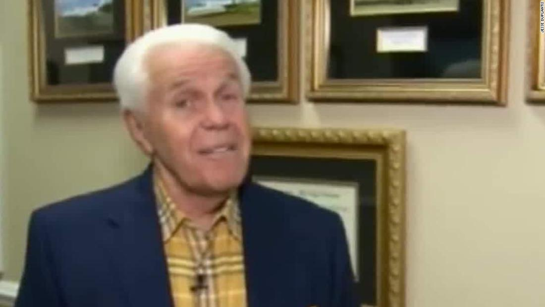 This televangelist is asking his followers to buy him a $54 million private jet