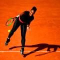 Serena Williams catsuit French Open Roland Garros Paris