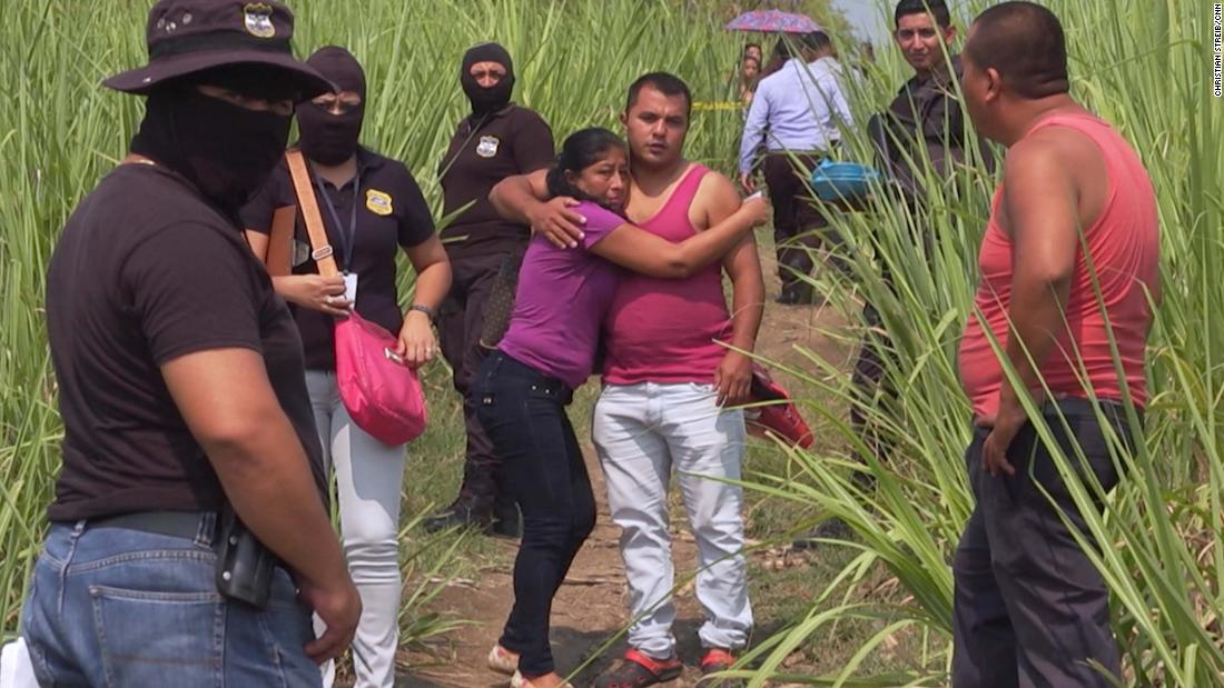 Gangs in El Salvador are using women's bodies for 'revenge and control'