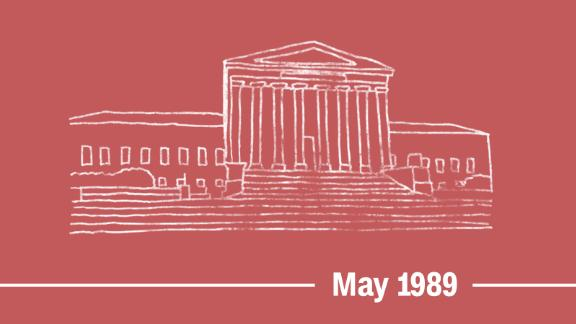 """May 1989 -- The Supreme Court rules that discrimination based on """"sex stereotyping"""" -- such as denying a promotion to a woman because she"""