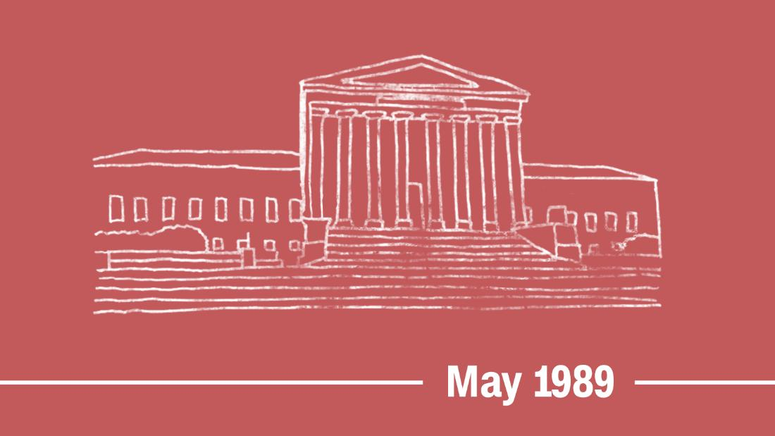 "May 1989 -- The <a href=""http://caselaw.findlaw.com/us-supreme-court/490/228.html"" target=""_blank"">Supreme Court rules</a> that discrimination based on ""sex stereotyping"" -- such as denying a promotion to a woman because she's not feminine enough -- violates the Civil Rights Act of 1964."