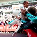 lewis hamilton mercedes formula one spanish grand prix