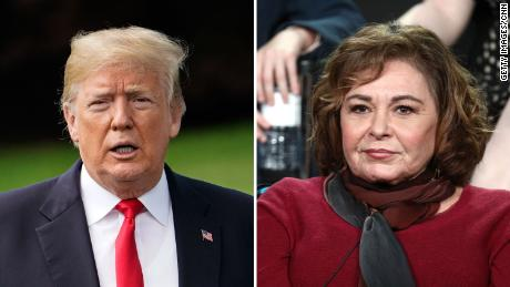 White House: 'No one's defending' Roseanne, but Trump still owed apology