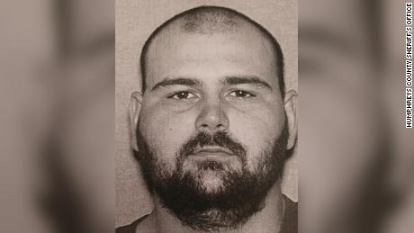 Steven Wiggins is a suspect in the shooting death of a Dickson County, Tennessee, sheriff's deputy.