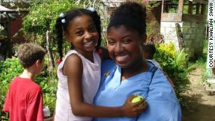 Khaliah Shaw doesn't let an ADHD diagnosis stop her from mission trips to help children in the Dominican Republic.