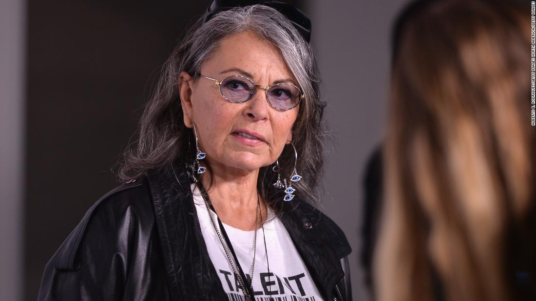 Roseanne Barr insists her controversial tweet was about anti-Semitism