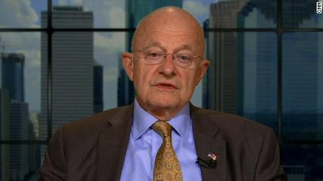 James Clapper: US is 'in a much better place' after Trump-Kim summit