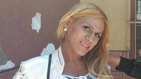 Roxana Hernandez, a transgender woman from Honduras arrived at the US border earlier this month with a migrant caravan.