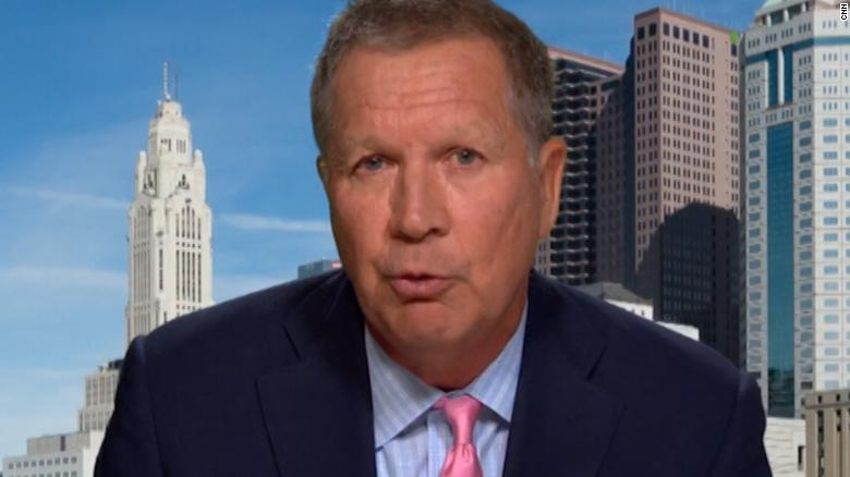 Kasich: Trump should condemn Roseanne's tweets