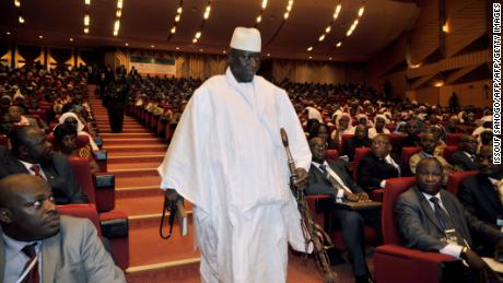 Former Gambian leader sued over fraudulent AIDS cure