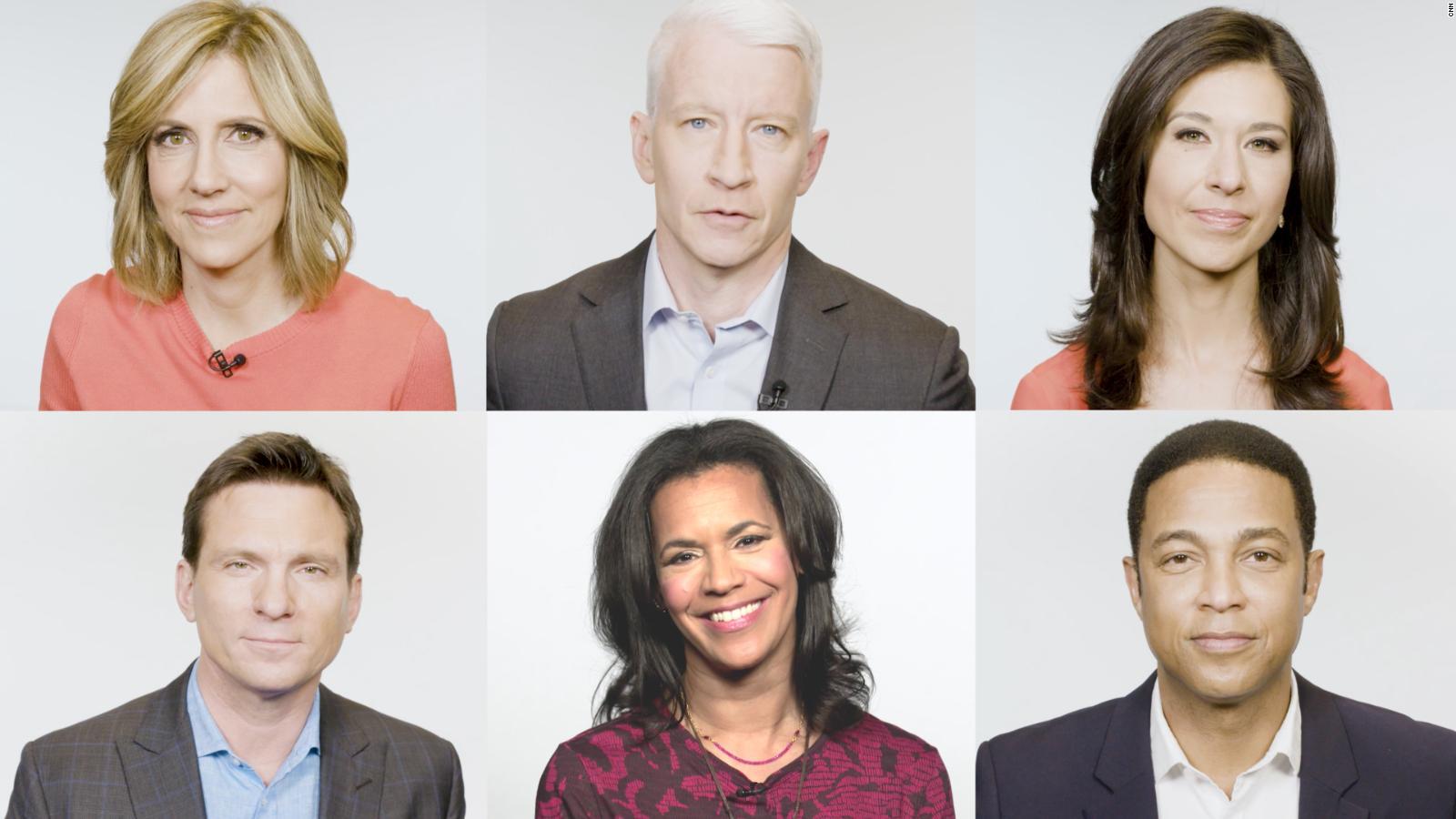 CNN anchors explain how to disrupt status quo