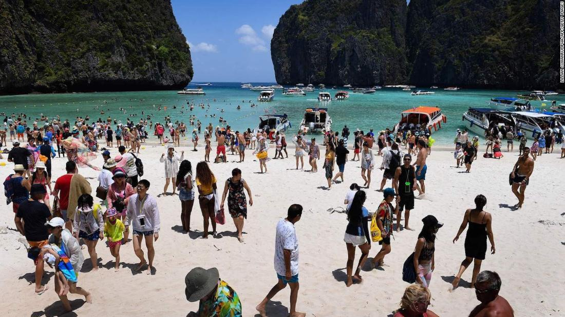 Asia's ecosystems are buckling under overtourism. When the tourists return, it has to be different