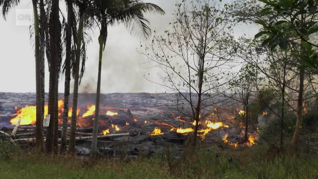 Hawaii's Kilauea volcano eruption has now destroyed more than 80 homes
