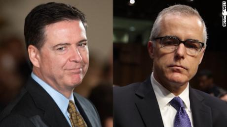 WaPo: Prosecutors interview Comey as they investigate McCabe