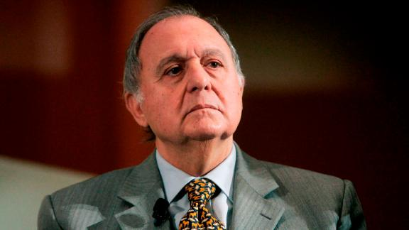 Paolo Savona has been chosen by the Italian populists to be the new European affairs minister.