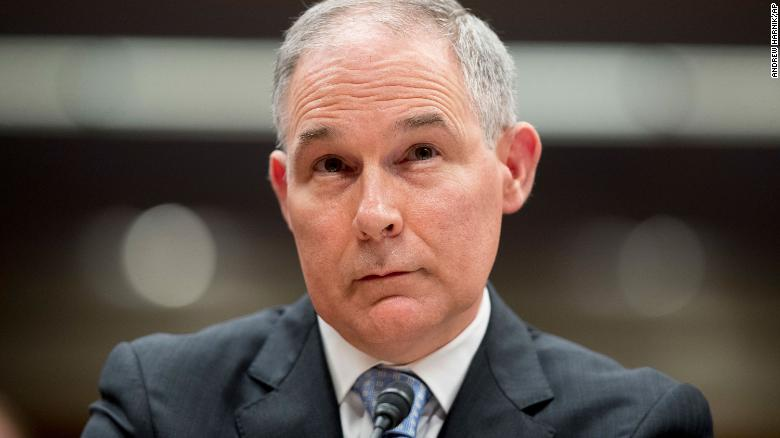 WaPo: Pruitt enlisted aide to get wife a job