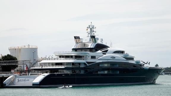 The 134-meter superyacht Serene was reportedly purchased by Saudi Crown Prince Mohammed bin Salman from Russian vodka tycoon Yuri Schefler in 2015 for $550 million. Previously, it had been rented by Microsoft founder Bill Gates for $5 million per week. In 2017 the ship sustained damage when it ran aground off the coast of Egyptian resort Sharm El Sheikh.