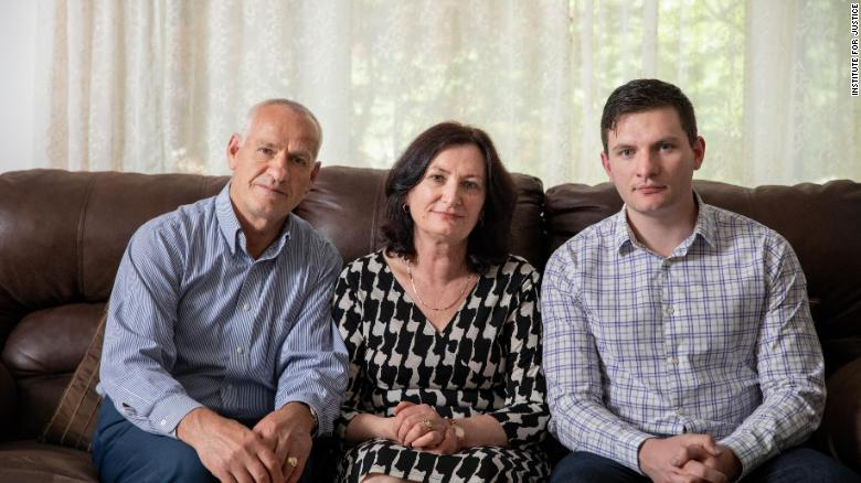 Son: Money was always saved for family's future