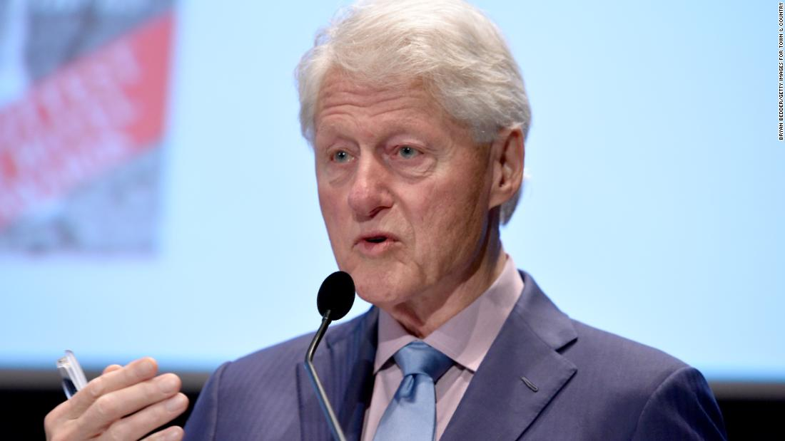 Bill Clinton says impeachment over Russia probe would be underway if Democrat were in office