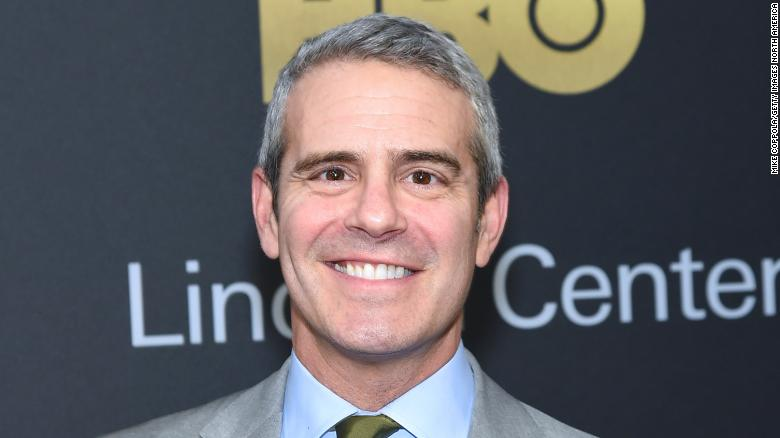 NEW YORK, NY - MAY 29: TV personality Andy Cohen attends Lincoln Center's American Songbook Gala at Alice Tully Hall on May 29, 2018 in New York City. (Photo by Mike Coppola/Getty Images for Lincoln Center)