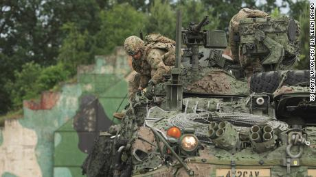 Massive NATO exercise starts in Poland and the Baltics