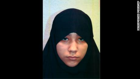 Safaa Boular was convicted of plotting an attack on the British Museum in London.