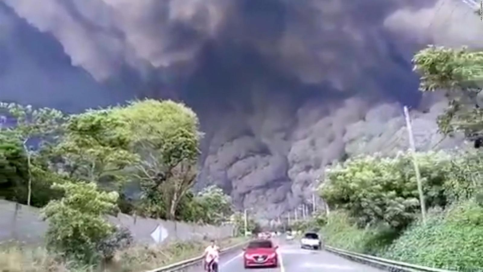 volcanologist why guatemala s volcano is so lethal opinion cnn