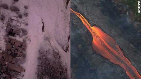Resultado de imagen para diferencia entre volcan de fuego y kilauea