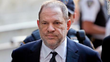Harvey Weinstein arrives to court in New York, Tuesday, June 5, 2018.  Weinstein pleaded not guilty Tuesday to rape and criminal sex act charges.  The hearing in Manhattan comes after a grand jury indicted the former movie mogul last week on charges involving two women. (AP Photo/Seth Wenig)