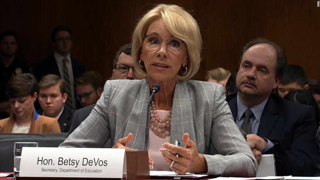 Department of Education reorganization set for January