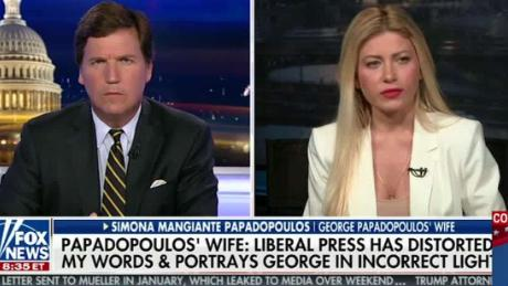 papadopoulos wife trump pardon husband intv fox cillizza reax ath_00001609.jpg