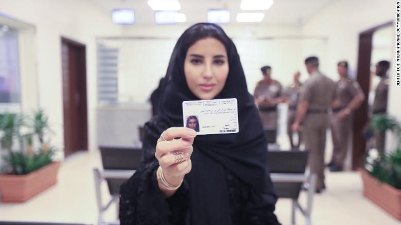 First Saudi women receive driver's licenses