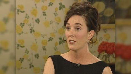 2002: Kate Spade on her fashion inspiration